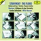 Stravinsky: The Flood