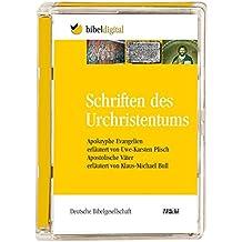 Schriften des Urchristentums. CD-ROM für Win 98: Apokryphe Evangelien und Apostolische Väter