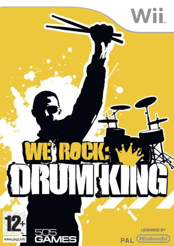We Rock : Drum King (wii)