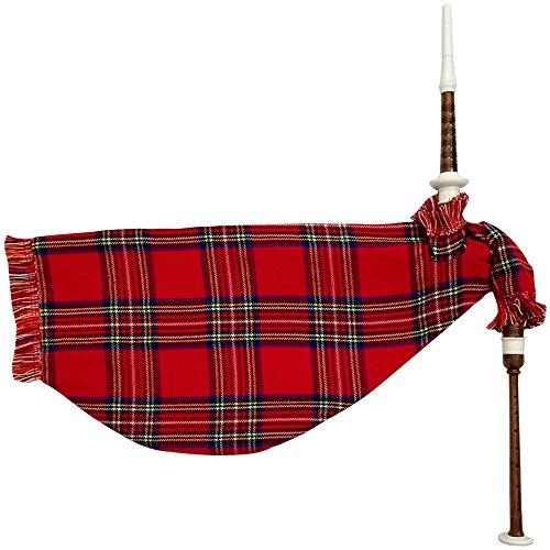 Sackpfeife / Dudelsack für Einsteiger, Modell: Scottish Goose, mit schottischem Karomuster,...