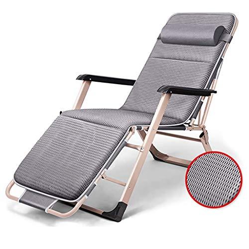 SEEKSUNG Recliner Chair ,Schaukelstuhl, Metallrahmen Stühle, Betten Büroschlaf, Liegestühle im Freien, Wohnzimmer, Garten | Wohnzimmer > Stüle > Schaukelstühle | SEEKSUNG