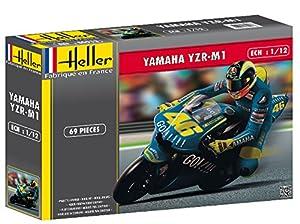 Heller - 80913 - Maqueta para construir - Yamaha YZR M1 2004 - 1/12