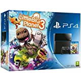 Sony Playstation 4 Console PS4 500GB Little Big Planet 3 Bundle Game Great gift for the Kids by Sony PlayStation