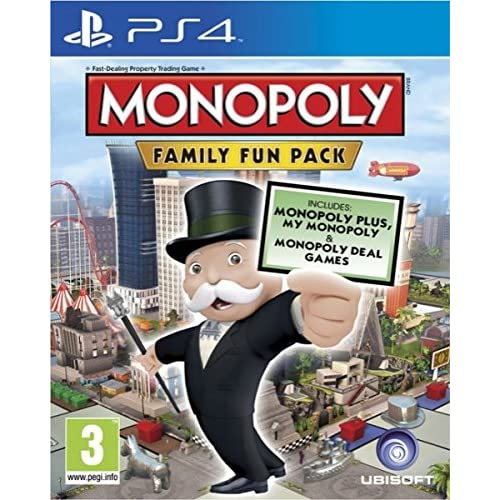 Hasbro Monopoly 2