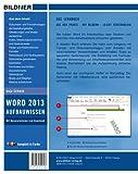 Image de Word 2013 - Aufbauwissen: Das Lernbuch für Word-Anwender