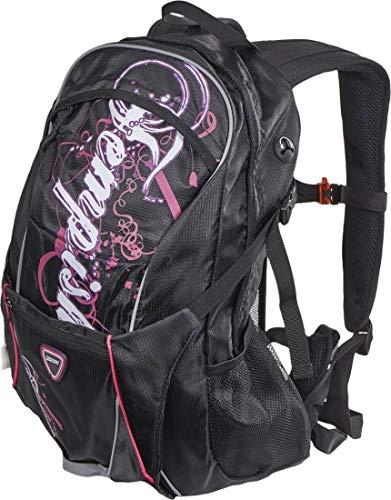 Rucksack für Schlittschuhe und Inliner schwarz oder pink 27 LSporttasche, Tasche (pink)