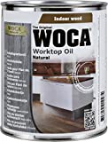 Woca 527713AA - Aceite de encimera, 0,75 l, naturaleza