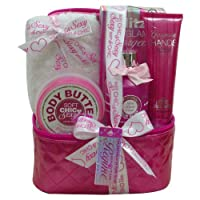 Body Therapy Workshop - Coffret de Bain Rose The Republic of Pink Bliss Grenade