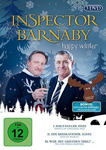 Inspector Barnaby - Happy Winter [3 DVDs] Preisvergleich