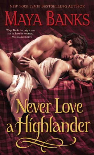 Never Love a Highlander (McCabe Trilogy (Paperback))