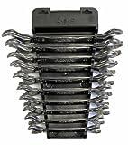 ALDEN Schlüssel 56049ratching Plus Gabelschlüssel 10teiliges Schlüssel Metrisches Set