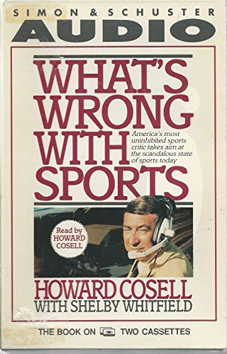 Whats Wrong with Sports T por Cosell