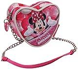 Karactermania Minnie Mouse Bubblegum Bolsos Bandolera, 12 cm, Rosa