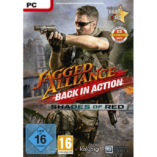 Jagged Alliance Back in Action DLC 1 Shades of Red
