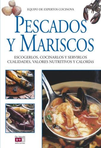 Pescados y mariscos por Equipo de expertos Cocinova