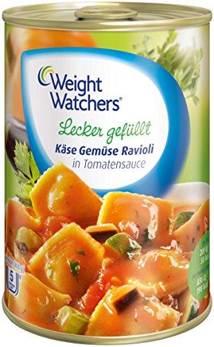 Weight Watchers Ravioli Käse-Gemüse-Füllung 400g