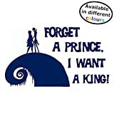 Disney Nightmare Before Christmas Inspired Sticker Forget A - Best Reviews Guide