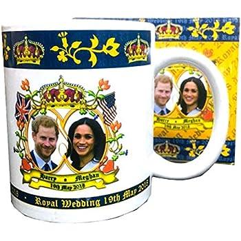 And MugCuisine Harry Prince 2018 Wedding Meghan Royal BedCxo