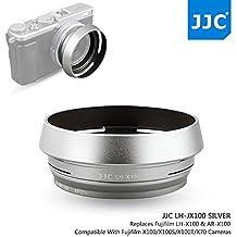 LH-JX100 Argento paraluce ombra anello adattatore per il Fujifilm FinePix X100 X100S X100F X100T Sostituisce Fujifilm AR-X100