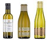 Probierpaket Weißwein Trocken - 6 Flaschen Weißwein aus Deutschland und Südafrika - trockener Wein