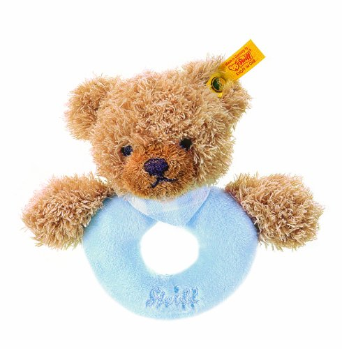 Steiff-Sleep-Well-Grip-Toy-with-Rattle-Blue-12cm