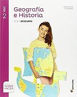 GEOGRAFIA E HISTORIA 2ESO MADRID + CUADERNO SANTILLANA EDUCACIÓN
