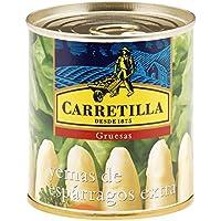 Carretilla Yemas de Espárragos Extra Gruesas - 205 g