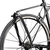Tailfin T1-Fahrrad-Gepäckträger, hinten für Touring audax, commuting-Bikes