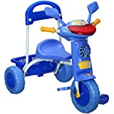 Generic Baby Tricycle For Boys & Girls - Age Group 1-4 Years (Blue Red Color)