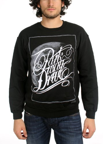 Parkway Drive - - Männer Atlas Crewneck Sweatshirt, X-Large, Black (Drive Atlas)