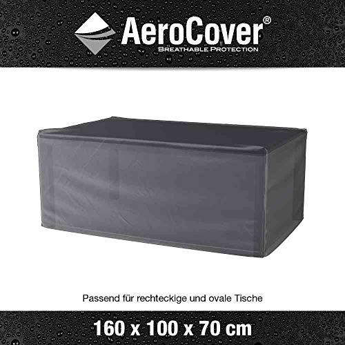 Schutzhülle für Gartentisch AeroCover 160x100x70cm