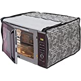 Stylista Microwave Oven Cover for Samsung 28 L Convection MC28H5025VK, Printed
