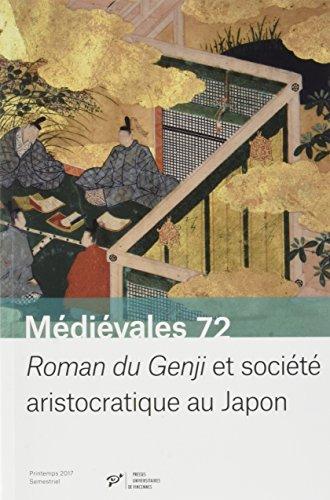 Roman du Genji et socit aristocratique au Japon