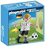 Playmobil 4729 - Calciatore Germania