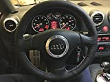 RedlineGoods Audi S3 8L 1996-1903 Abdeckung des Lenkrads