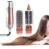 KKCD Sèche-Cheveux 2 en 1 Professionnel Styling Outil sèche-Cheveux Curler Peigne Salon souffleur Multifonctionnel Ensemble