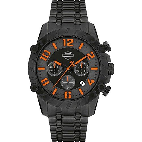 orologio cronografo uomo Harley Davidson casual cod. 78B137