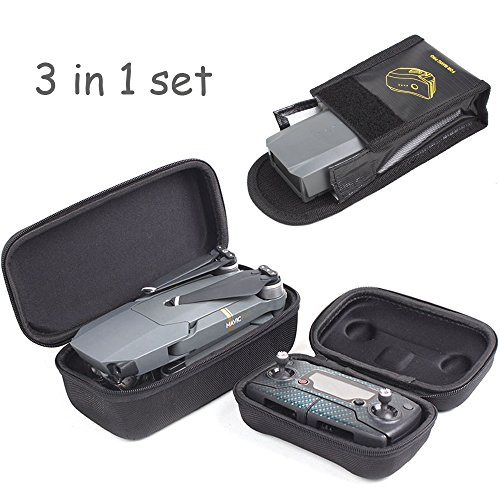 Flycoo-Hardshell-Carrying-Case-for-DJI-Mavic-Pro-Drone-and-Remote-Control-Portable-Small-Storage-Bag-Box