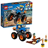 Unbekannt Lego City Great Vehicles Monster Truck 60180 Baukit (192-teilig) City Great Vehicles Monster Truck (192-teilig)