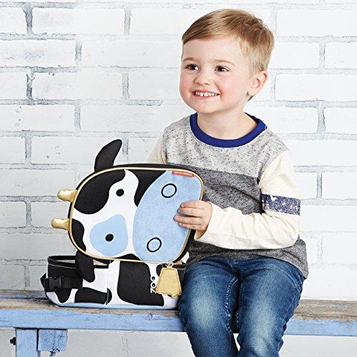 Skip Hop SKI-ZOO-LCH-GIRAF Kindergartentasche, Motiv Giraffe Kuh