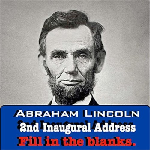 abraham lincoln second inaugural address pathos Lincoln's second inaugural address an evangelical interpretation of the civil war: 1865, when abraham lincoln took the oath of office for the second time.