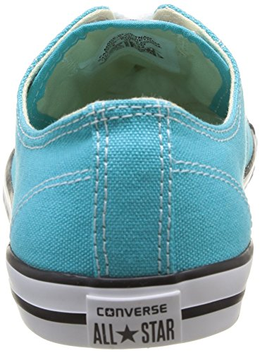 Converse As Dainty Ox, Baskets mode mixte adulte Turquoise