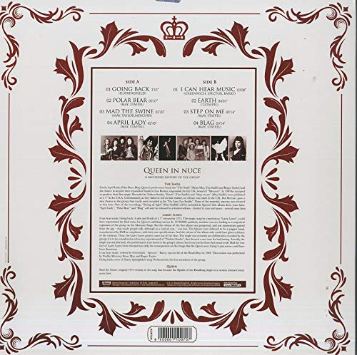 Queen in Nuce [Vinyl LP] - 2