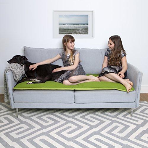 The Lounging Hound Lounge-Hound und die Luxus Pet Wolle Wasserdicht Sofa Topper