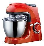 A&C Home RM700R Robot Pâtissier Rouge 750 W