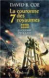La couronne des 7 royaumes, Tome 8 - La guerre des clans