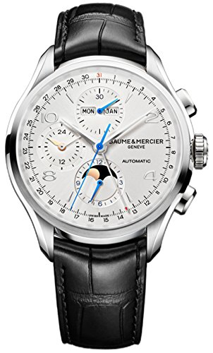 Baume y Mercier Clifton 10278 calendario reloj