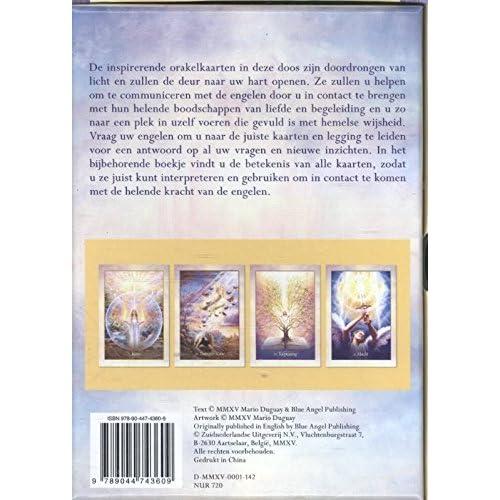 De helende kracht van engelen - Boek en orakelkaarten