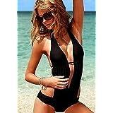 * * CLEARANCE precio * * * Estilo de baño bikini trikini, playa Top calidad disfraz