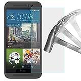 Original Lanboo Screen Protector Tempered Glass Hartglas Schutzfolie Displayschutz Glas für HTC One - M9